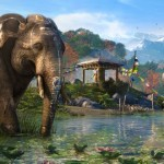 ב Far Cry 4 תוכלו להפוך פילים לפצצה מהלכת
