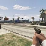 צפו: GTA V מגוף ראשון