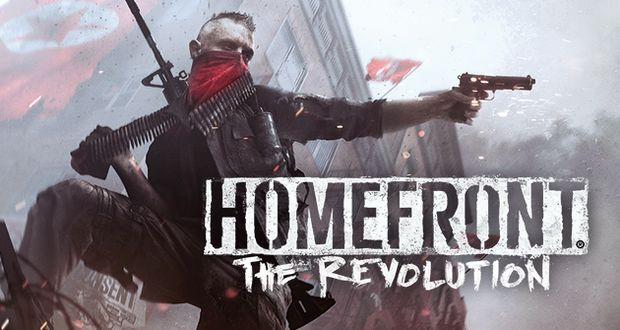 Homefront The Revolution announced