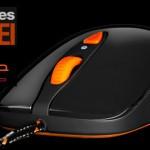 ביקורת עכבר גיימינג- SteelSeries Sensei [RAW] Heat Orange