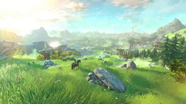 """""""אח, איזה יום יפה. הדשא ירוק, הציפורים מצייצות ו-רגע, זו מפלצת זרועות שבאה להרוג אותי? שיט..."""""""