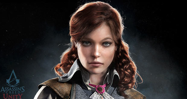 Assassin's Creed Unity Reveals New Templar Elise