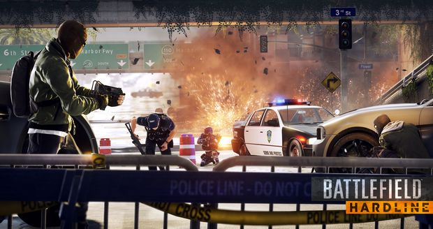 Battlefield-Hardline-עלילת המשחק