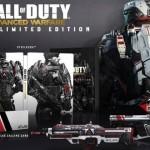 נחשפו מהדורות הספיישל של Call of Duty: Advanced Warfare