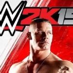 נחשפה העטיפה של WWE 2K15