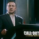 Call Of Duty: Advanced Warfare: קווין ספייסי שליט העולם