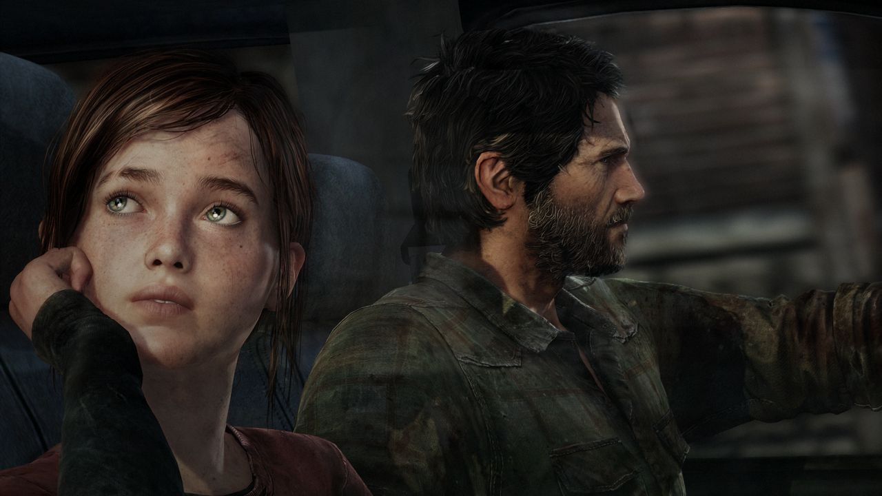 the-last-of-us PS3 VS PS4