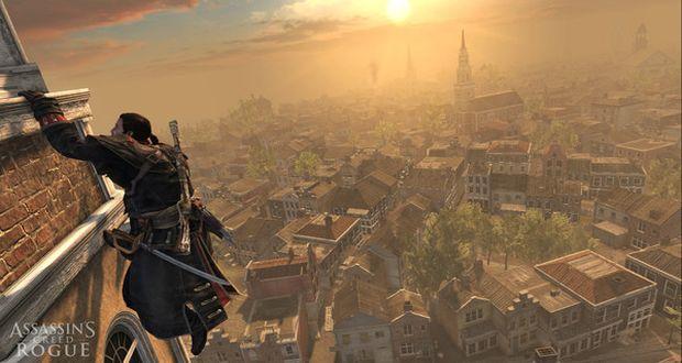 Assassins Creed Rouge GAMESCOM 2014
