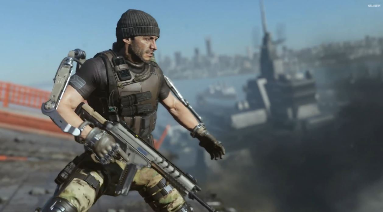 Call of Duty Advanced Warfare GAMESCOM Gameplay