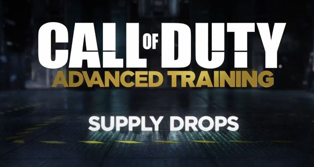 Call of Duty Advanced Warfare - Supply Drops
