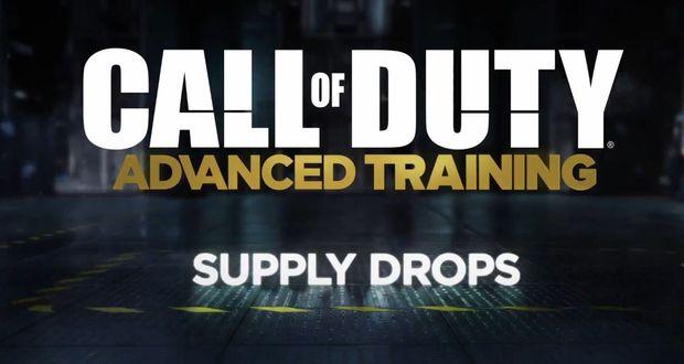 Call of Duty Advanced Warfare - Supply Drops