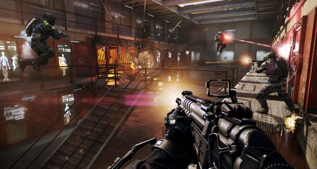 CoD- Advanced Warfare Will Feature a Traditional, Exoskeleton-less Playlist in Multiplayer