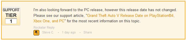 GTA 5 מתי יוצא למחשב