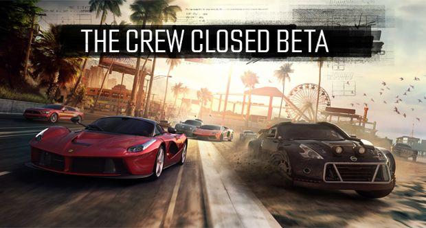 The Crew_בטא