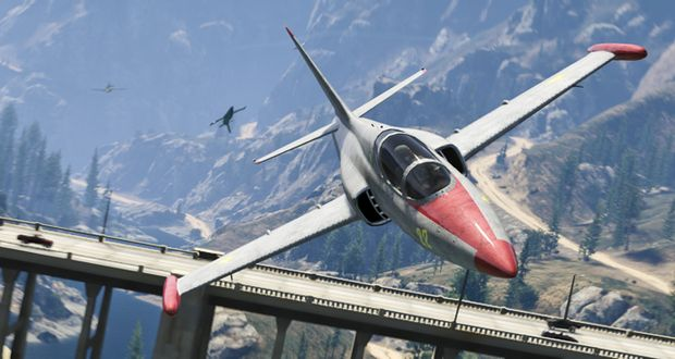 The GTA Online San Andreas Flight School Update