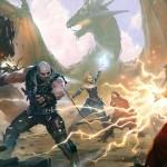 גיימפליי ראשון מתוך The Witcher Battle Arena