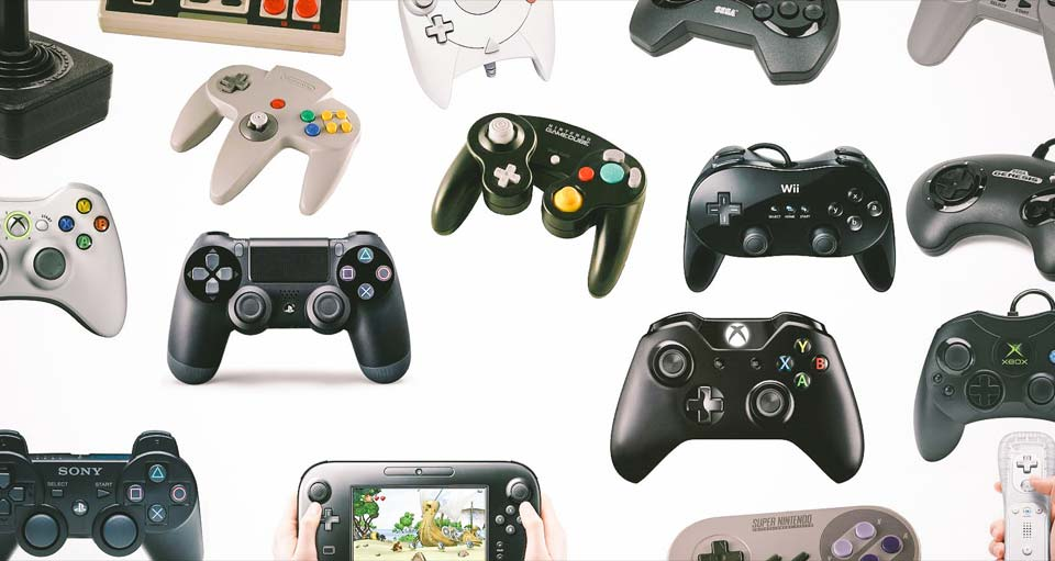 Top-Ten-Video-Game-Controllers