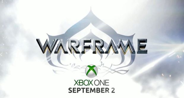 Warframe Is Coming to the Xbox One on September 2
