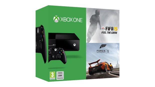 Xbox-One-Console-Bndl-פיפא 15