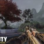 נחשפה מפה חדשה למולטי של CoD: Advanced Warfare