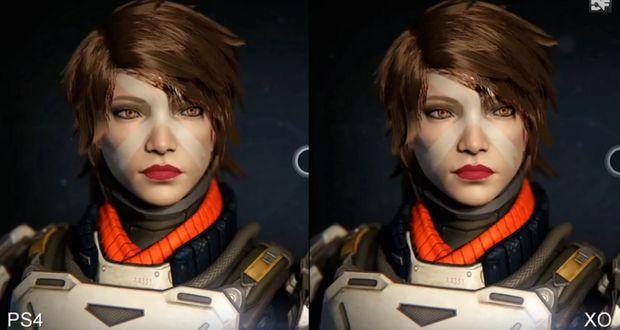 Destiny – השוואת גרפיקה PS4 VS. XOne