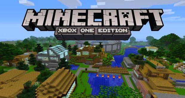 Minecraft Xbox One Edition השקה