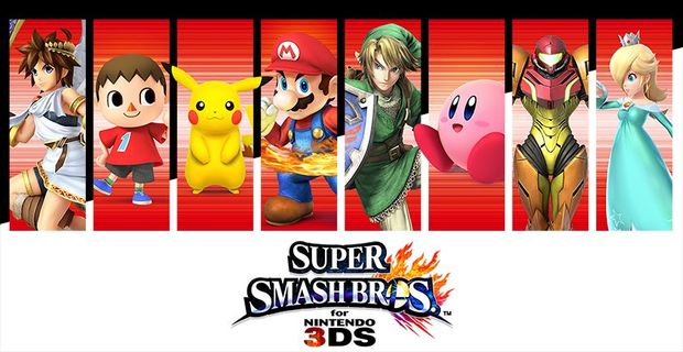 Super-Smash-Bros-3DS-Demo-Out-on-September-19