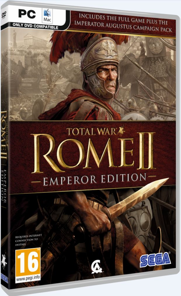 Total War II Cover