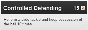 controlled defending