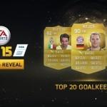 השוער הטוב ביותר ב-FIFA 15: נוייר
