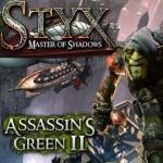 """Assassin's Green II"" – טריילר התגנבות שני"