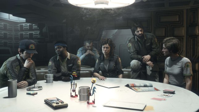 Alien Isolation DLC  Crew Expendable