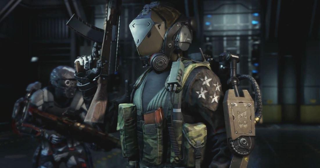 COD AW Elite Gear שריון