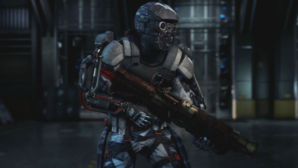 COD AW Elite Gear custom
