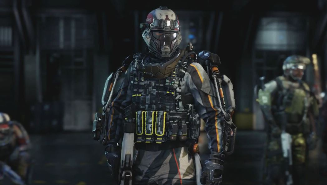 COD Advanced Warfare Elite Gear