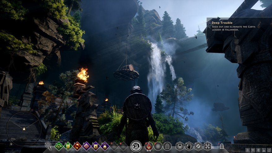 Dragon Age Inquisition pc gameplay
