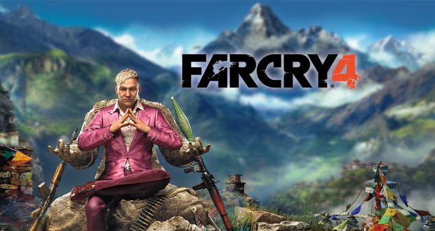 Far Cry 4 Will Take About 35 Hours to Complete Everything