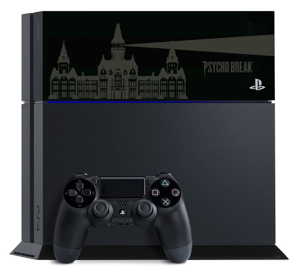 Limited Edition The Evil Within PS4 Psychobreak