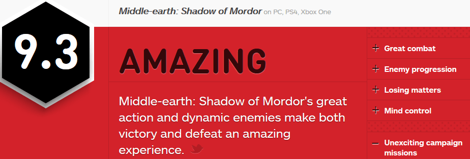 Middle-Earth-Shadow-Of-Mordor-סיקור