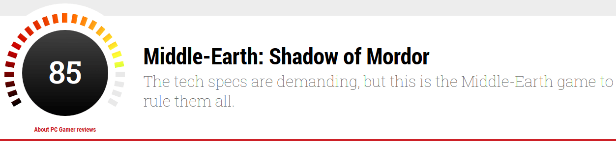 Middle-Earth-Shadow-Of-Mordor-pc game review