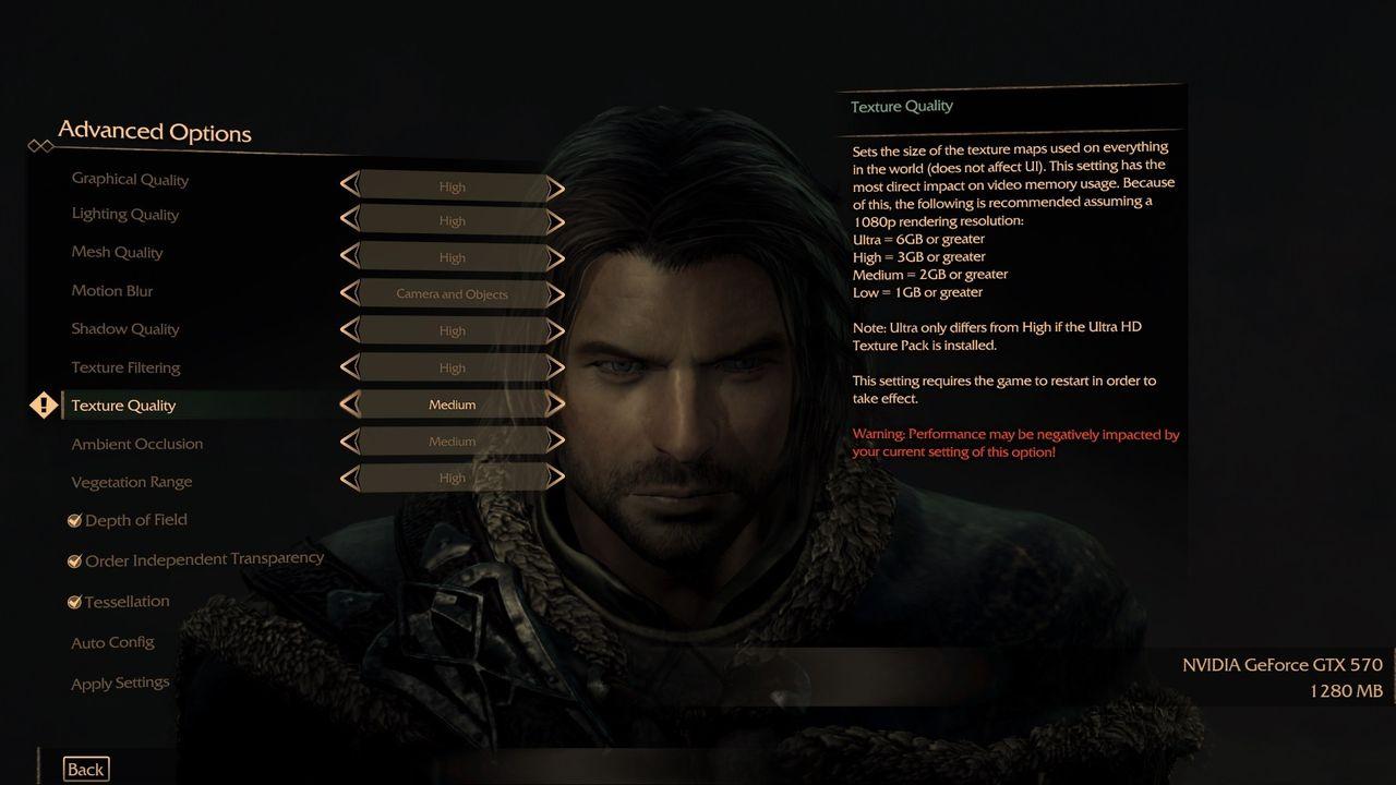 Middle-earth-Shadow-of-Mordor-דרישות מערכת