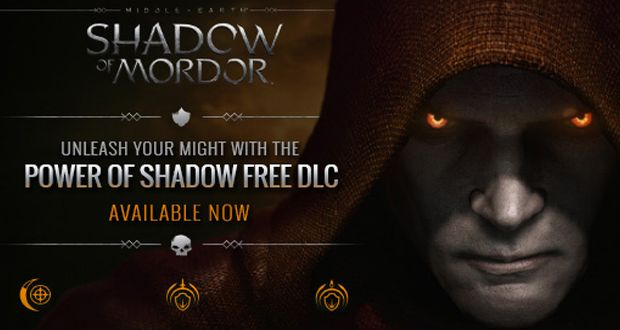 Middle-earth Shadow of Mordor – FREE  DLC