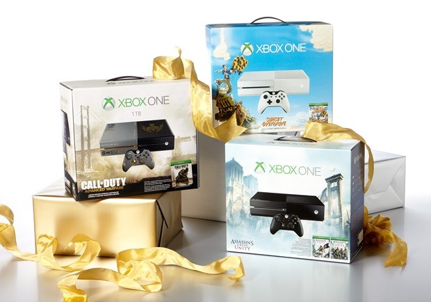 Xbox One price droped to 349
