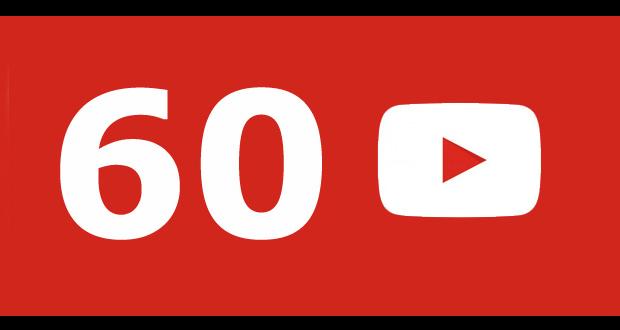 YouTube: תמיכה ב 60fps, זמינה החל מהיום