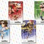 נינטנדו חושפת 6 דמויות Amiibo חדשות!
