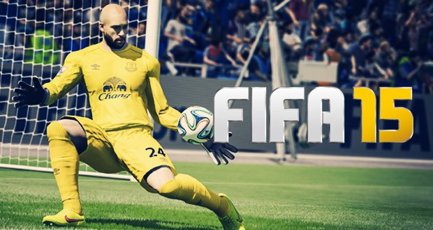 fifa 15 goalkeeper