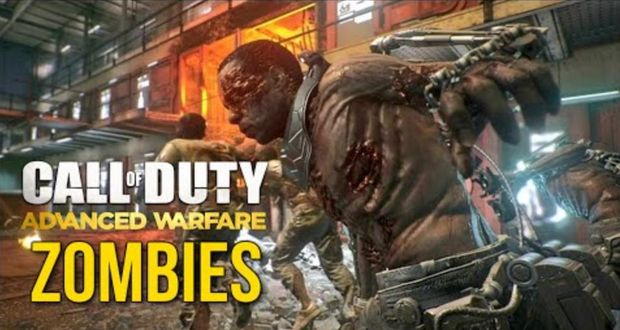 Advanced Warfare - Exo Zombies