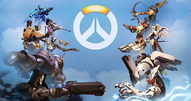 Blizzard's Overwatch Gets Official Artwork for All Included Characters