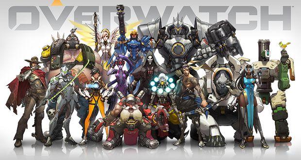 Blizzard reveals Overwatch