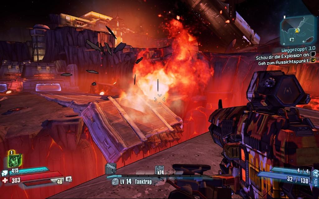 Borderlands The Pre-Sequel gamepro review